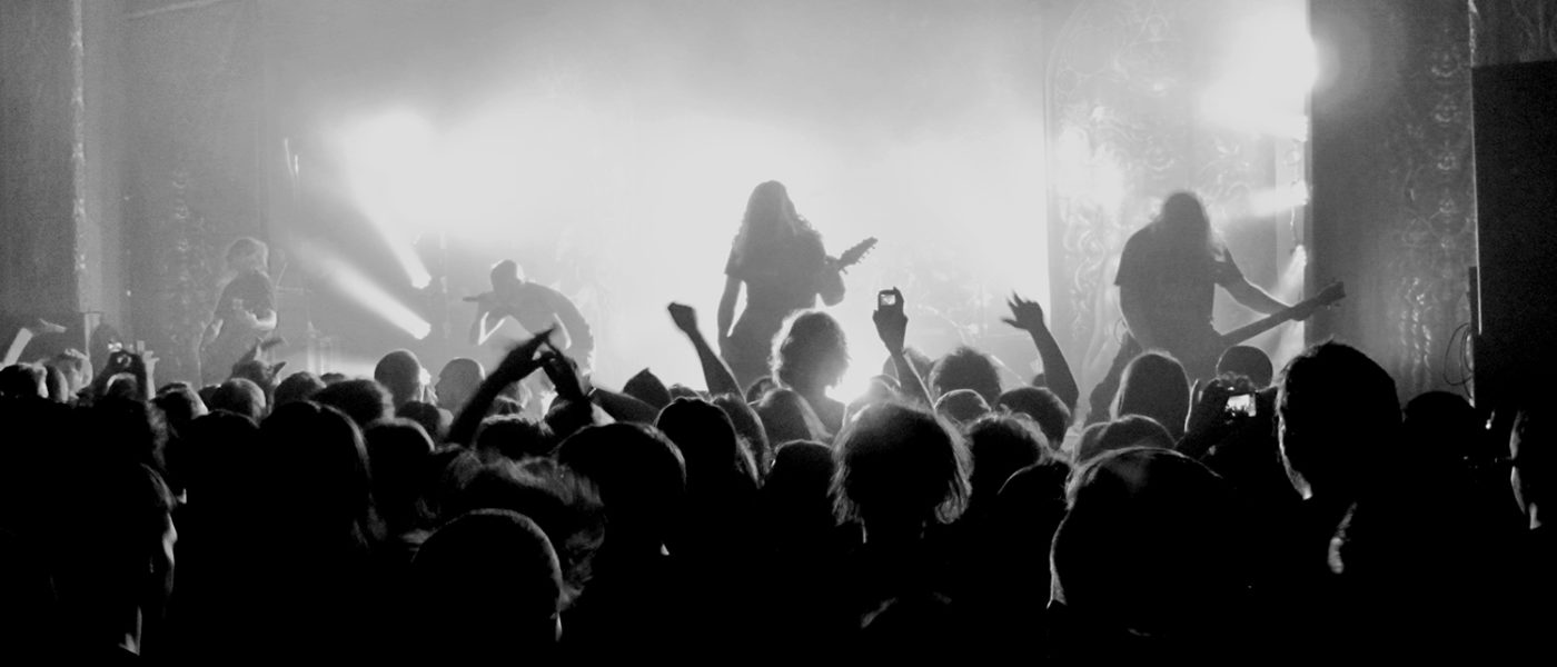 Mixagem de Rock e Metal: Agradável e Agressivo